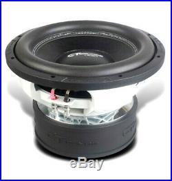 CT Sounds MESO 12 Inch D2 2000 Watt RMS 12 Dual 2 Ohm Car Audio Bass Subwoofer