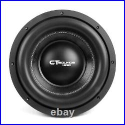 CT Sounds Meso 12 Inch Car Subwoofer 3000 Watts MAX Dual 2 Ohm Audio D2 Sub