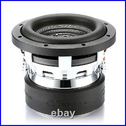 CT Sounds Meso 6.5 Inch Car Subwoofer 800 Watts MAX Dual 4 Ohm Audio D4 Sub