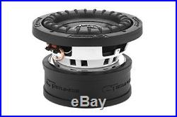 CT Sounds Meso 6.5 Inch Car Subwoofer Dual 4 Ohm