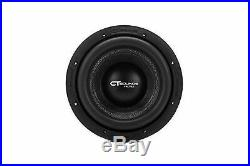 CT Sounds Meso 8 Inch Car Subwoofer 800w RMS Dual 4 Ohm 8 Inch D4 Ohm