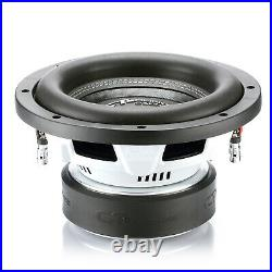 CT Sounds Ozone 10 Inch Car Subwoofer 1600 Watts MAX Dual 4 Ohm Audio D4 Sub