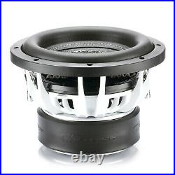CT Sounds Strato 10 Dual 2 Ohm Car 10 Inch Subwoofer D2 1250w Watts RMS Audio