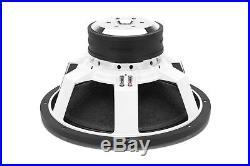 CT Sounds Strato 18 D2 800 Watt RMS 18 Inch Dual 2 Ohm Car Subwoofer Audio Sub