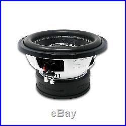 CT Sounds Tropo 10 Inch 600 Watts RMS Dual 2 Ohm Sub Car Audio D2 Subwoofer