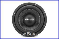 CT Sounds Tropo 10 Inch Car Subwoofer 450w RMS Dual 2 Ohm 10 D2