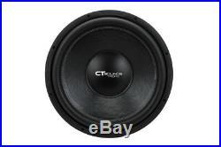 CT Sounds Tropo 15 Inch D2 600 Watt RMS 15 Dual 2 Ohm Car Subwoofer Audio Sub
