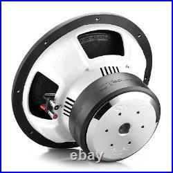 CT Sounds Tropo XL 12 Inch 1000 Watts RMS Dual 4 Ohm Sub Car Audio D4 Subwoofer
