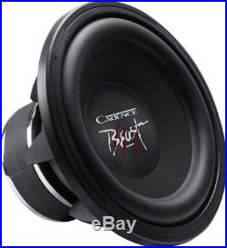 Cadence BT12D4 1600 Watts 12 Inches Beast Series Dual 4 ohm Car Audio Subwoofer