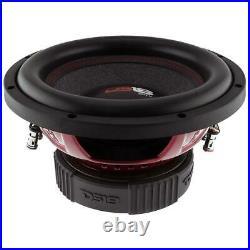 Car Audio Subwoofer 10 Inch 800w Watt 4Ohm DVC Dual Voice Coil DS18 GEN-X104D