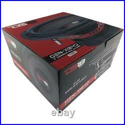 Car Audio Subwoofer 12 Inch 900w Watt 4Ohm DVC Dual Voice Coil DS18 GEN-X124D