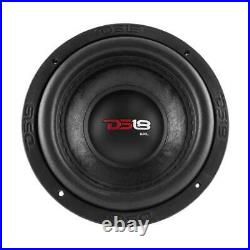 Car Audio Subwoofer 6 Inch 800w Watt 2 Ohm DVC Dual Voice Coil DS18 EXL-X6.2D