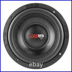 Car Audio Subwoofer 6 Inch 800w Watt 4Ohm DVC Dual Voice Coil DS18 EXL-X6.4D