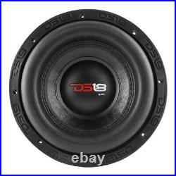 Car Audio Subwoofer 8 Inch 1200w Watt 4Ohm DVC Dual Voice Coil DS18 EXL-X8.4D