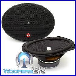 Cdt Audio Cl-69sub/cf 2 Ohm 6x9 180w Rms Carbon Fiber Car Subwoofers Speakers
