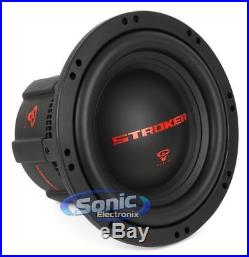Cerwin-Vega STKR124 12 Inches Dual 4 ohm Stroker Series Car Audio Subwoofers