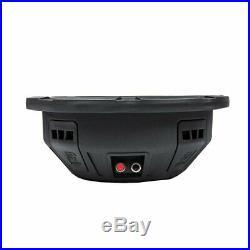 Cerwin-Vega VPS124D Dual 12 Inch Vega Pro Shallow Series 4 Ohm Car Subwoofer
