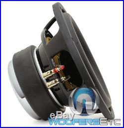 DC Audio Lv1 M4 10 D4 Sub 10 600w Dual 4-ohm Subwoofer Bass Speaker Woofer New