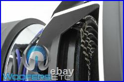 DC Audio Lv6 M5 Elite 15 D2 15 9000w Dual 2-ohm Subwoofer Bass Speaker Woofer