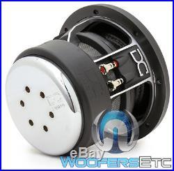 DC Audio M3-8 D2 Sub 8 1200w Dual 2-ohm Car Subwoofer Bass Speaker Woofer New