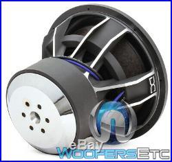 DC Audio XL M4 Elite 15 D1 15 4400w Dual 1-ohm Subwoofer Bass Speaker Woofer