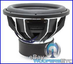 DC Audio XL M4 Elite 15 D2 15 4400w Dual 2-ohm Subwoofer Bass Speaker Woofer