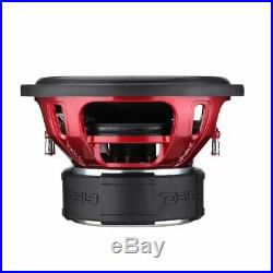 DS18 EXL-X12.4D 12-Inch 2000W Competition Subwoofer with Dual 4-Ohms Voice Coil
