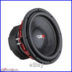 DS18 EXL-X15.4D 15-Inch 2500W Competition Subwoofer with Dual 4-Ohms Voice Coil