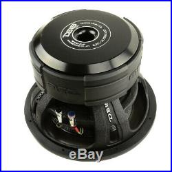 DS18 EXL-XXB12.2D 12 Inch Subwoofer 4000 Watts Max Dual 2 Ohm Competition