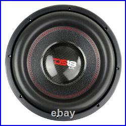 DS18 EXL-XXB12.4D 12 Inch Subwoofer 4000 Watts Max Dual 4 Ohm Competition