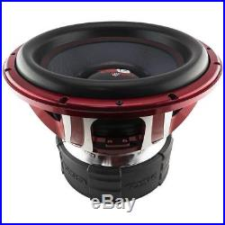 DS18 HOOL-X15.2D 15 Subwoofer 6000W Max Dual 2 ohm 15 inch Bass Competition Sub