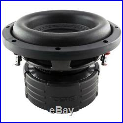 DS18 Z8 8 Subwoofer 900 Watt Max Dual 4 ohm 8-inch Car Bass Sub Woofer Speaker