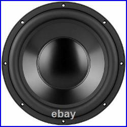 Dayton Audio RSS315HO-4 12 inch Reference HO Subwoofer Driver Speaker 4 Ohm