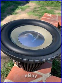 Diamond Audio TDX12D4 12 Inch High Powered Subwoofer 4 Ohm