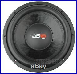 Ds18 Exl-b15.4d 15 Inch Car Subwoofer 3000 Watt Dual 4 Ohm Competition Sub DVC