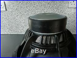 Earthquake DBXI-15 15 inch 1500watts 500rms 4ohm SVC car subwoofer