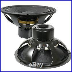Eminence NSW6021-6 21 inch 5000 watts 6 Ohms Neodymium Tour Grade Subwoofer