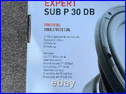 Focal Expert SUB P30 DB 12inch (30cm) 4Ohms Car Subwoofer Sub Woofer New In Box