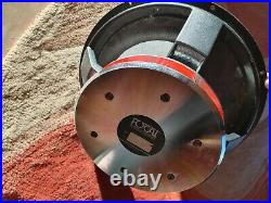 Focal Sub 15 inch Subwoofer Rarely used 500w 80hz 8ohm