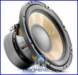 Focal Sub P25fe 10 300w Rms Flax Cone Subwoofer 4 Ohm Bass Car Audio Speaker