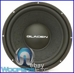 Gladen Alpha 10 Sub 10 Woofer 150w Rms 4-ohm Subwoofer Bass Car Speaker New