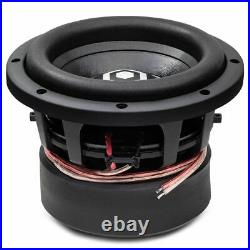 HDS2.2 Series Subwoofer 8 Inch Dual 4 Ohm
