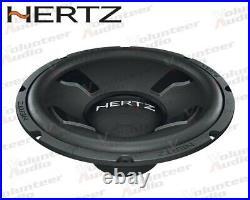 Hertz DS30.3 Dieci Series 12 Inch 4-ohm 1000W Peak Component Subwoofer