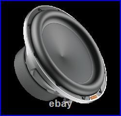 Hertz Mp250d4.3 Mille Pro 10 1200w Sub Dual 4-ohm Subwoofer Bass Speaker New