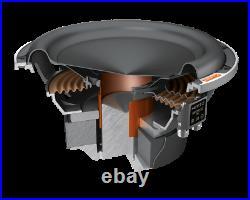 Hertz Mp300d2.3 Mille Pro 12 1200w Sub Dual 2-ohm Subwoofer Bass Speaker New