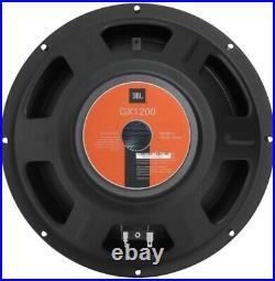 JBL GX1200 1000W 12 Inch Single 4 Ohm Voice Coil Car Audio Subwoofer Speaker