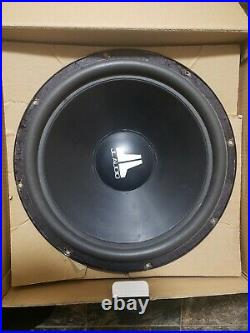 JL 15W0 Set of 2 Dual 8 Ohm Voice Coil 15 Inch 500W Max RMS Subwoofers Drivers