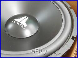 JL 15W6 Set of 2 Dual 6 Ohm Voice Coil 15 Inch 400W Max RMS Subwoofers Drivers