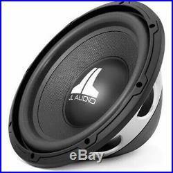 JL AUDIO 12WX-4 12-Inch 4-Ohm Subwoofer BRAND NEW IN ORIGINAL PACKAGE and Manual