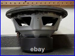 JL Audio 10w3v3-4, 10 Inch 4 Ohm 500 Watt Car Audio Subwoofer No Grill